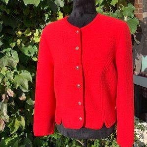 GEIGER Boiled Wool Walking Jacket, 40/Large